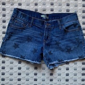 "Old Navy ""The Diva"" Jean Shorts"